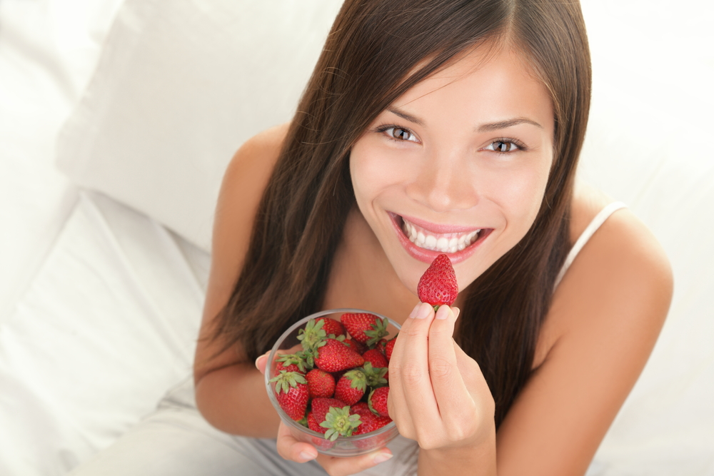 Foods That Benefit Your Smile